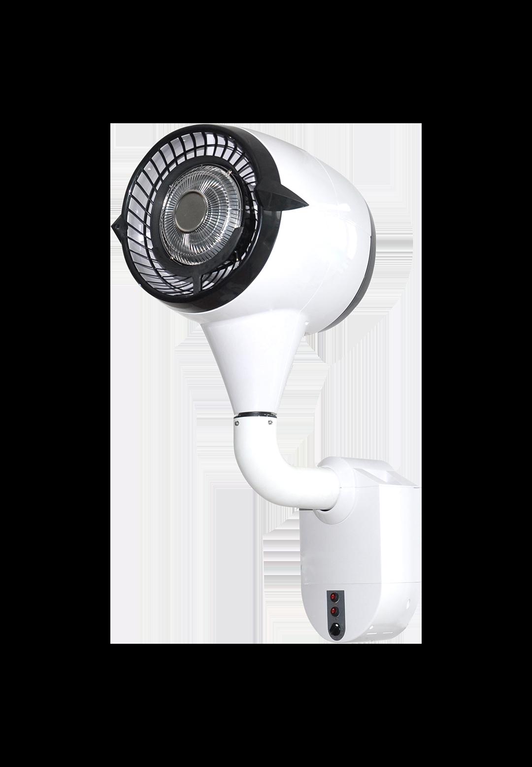 ventilateur de brumisation pro
