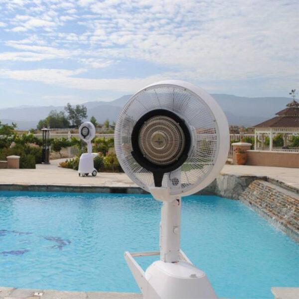 vente ventilateur brumisateur mobile